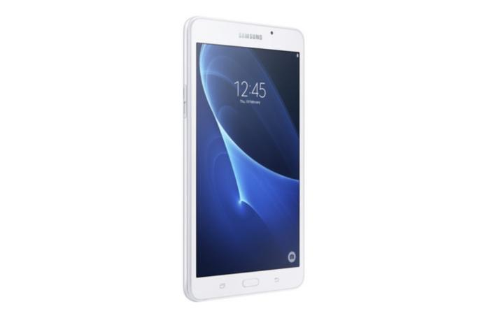 Tablette 10 1 Pouces Samsung Tab A6 10 Blanc
