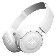 Casque Audio Bluetooth JBL T450 BT Blanc