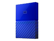 Disque Dur WESTERN DIGITAL 2 To USB 3.0 Bleu
