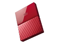 Disque Dur WESTERN DIGITAL 2 To USB 3.0 Rouge