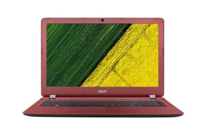 ordinateur portable 15 6 pouces acer aspire es1 523 62s7. Black Bedroom Furniture Sets. Home Design Ideas