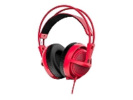 Casque Gaming STEELSERIES Siberia 200 Rouge