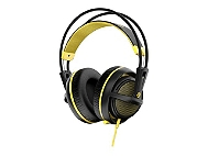 Casque Gaming STEELSERIES Siberia 200 jaune