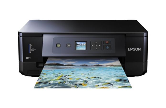 imprimante multifonction epson xp 540. Black Bedroom Furniture Sets. Home Design Ideas