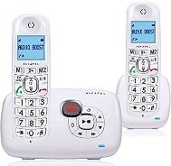 Téléphone résidentiel ALCATEL XL385 Voice Duo Blanc