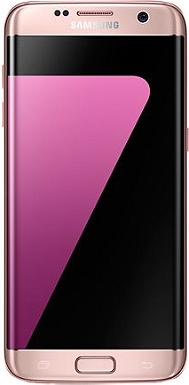 Smartphone SAMSUNG Galaxy S7 Edge Rose/Or