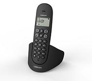 Téléphone résidentiel LOGICOM Luna 105T solo noir
