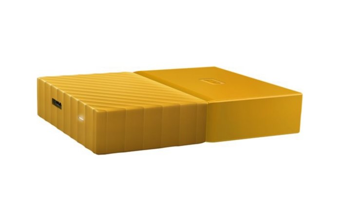 disque dur western digital 1 to jaune. Black Bedroom Furniture Sets. Home Design Ideas