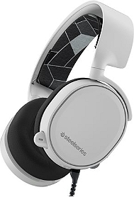 MICRO-CASQUE STEELSERIES Arctis 3 Blanc