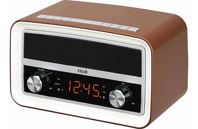 Radio r tro bluetooth selection expert ho rmm bt 05 - Radio reveil leclerc ...
