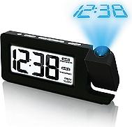 Radio Réveil avec projection de l'heure SELECTION EXPERT Hoé RRP-01