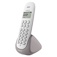 Téléphone résidentiel LOGICOM Aura 150 Taupe
