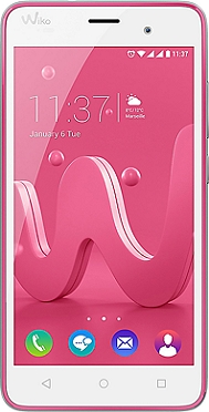 Smartphone WIKO Jerry Rose/Gris