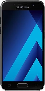 Smartphone + Casque sport SAMSUNG Galaxy A3 2017 Noir