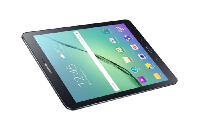 tablette tactile 9 7 ecouteurs samsung galaxy tab s2 ve noire ecouteu. Black Bedroom Furniture Sets. Home Design Ideas