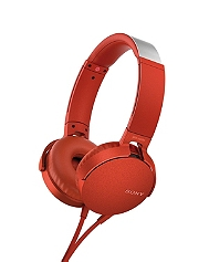 CASQUES AUDIO SONY MDRXB 550 APR