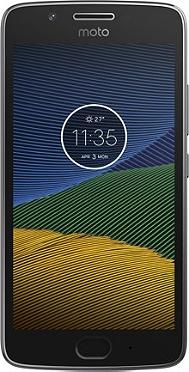 Smartphone LENOVO Moto G5 GRIS