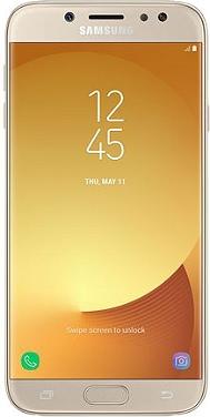 Smartphone SAMSUNG Galaxy J7 2017 Or