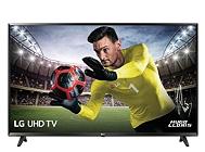 TV UHD 4K LG 43UJ630V