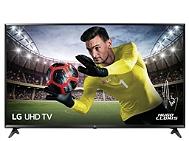TV Ultra HD 4K LG 65UJ630V