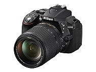 Reflex NIKON D5300 + Objectif AF-P 18-55 VR