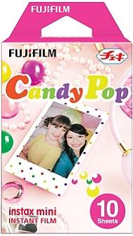 ACCESSOIRES PHOTO FUJIFILM Film Instax Mini Monopack Candy