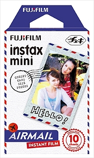 ACCESSOIRES PHOTO FUJIFILM Film Instax Mini Air Mail (10v)