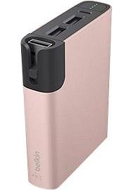 Batterie externe PowerBank BELKIN Mixtit 6600 mAh - or/rose