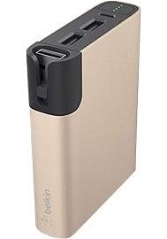 Batterie externe PowerBank BELKIN MIXIT Metallic Power RockStar 66