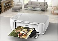 Imprimante Multifonction 3-en-1 CANON MG-3650 Blanc