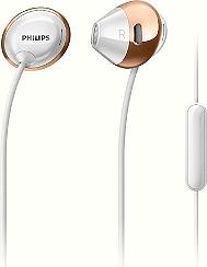 Écouteurs PHILIPS SHE4205WT