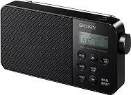 Radio FM SONY XDRS40DBPB noir