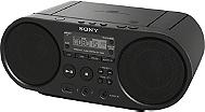 Radio FM SONY ZSPS50B noir