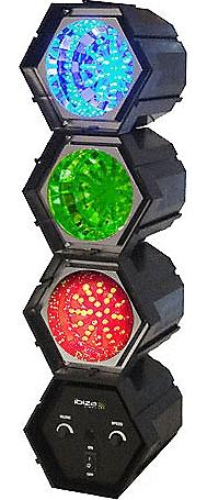 Jeux de lumières LED IBIZA BOOST-LED32