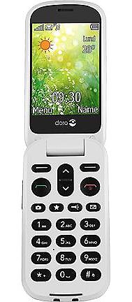 Téléphone mobile DORO 6050 or