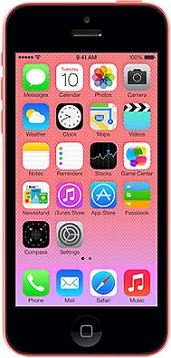 iPhone 5c rose APPLE 16 Go reconditionné Remade A+