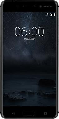 """Smartphone 5,5"""" NOKIA 6 noir mat"""