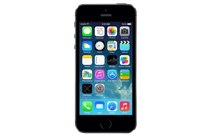 iphone 5s apple 16go gray reconditionn remade a. Black Bedroom Furniture Sets. Home Design Ideas