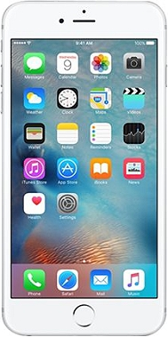 iPhone 6s Plus APPLE 32 Go Argent