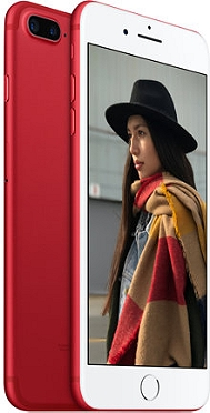 iPhone 7 APPLE 128 Go Red Edition
