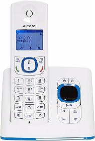 DECT ALCATEL F530 solo rép bleu