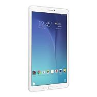 "Tablette 9,6"" (pouces) SAMSUNG Tab E Blanche + Micro SD 32 Go"