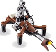 Drone PROPEL Speeder Bike Star wars
