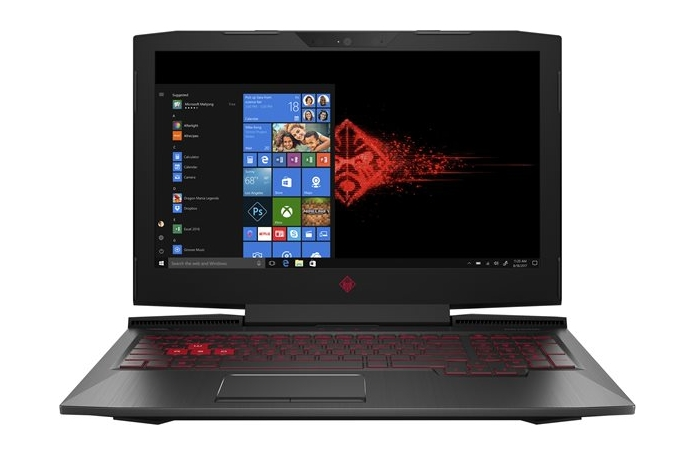 pc portable 15 6 gaming hp omen 15 ce000nf. Black Bedroom Furniture Sets. Home Design Ideas
