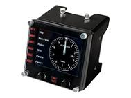 RADIO DE CONTRÔLE LOGITECH Saitek Pro Flight Instrument Pan