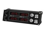 RADIO DE CONTRÔLE LOGITECH Saitek Pro Flight Radio Panel