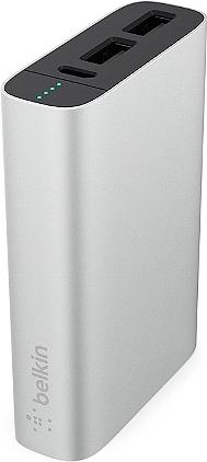 Batterie externe PowerBank BELKIN F8M989btSLV