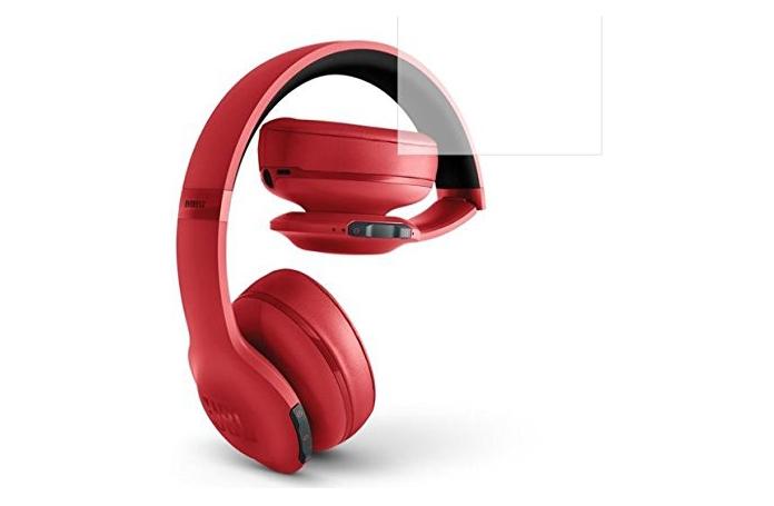 casque audio bluetooth jbl everest 300 bt rouge. Black Bedroom Furniture Sets. Home Design Ideas