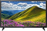 Téléviseur LED HD LG 32LJ510B noir