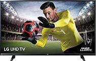 Téléviseur LED UHD 4K LG 55UJ620V